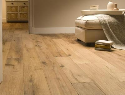 Verouderde houten vloeren glim houten vloeren