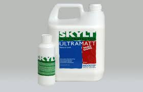 skylt ultramat heeft de uitstraling van een onbehandelde vloer